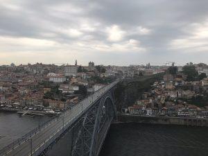LOUIS BRIDGE IN PORTO